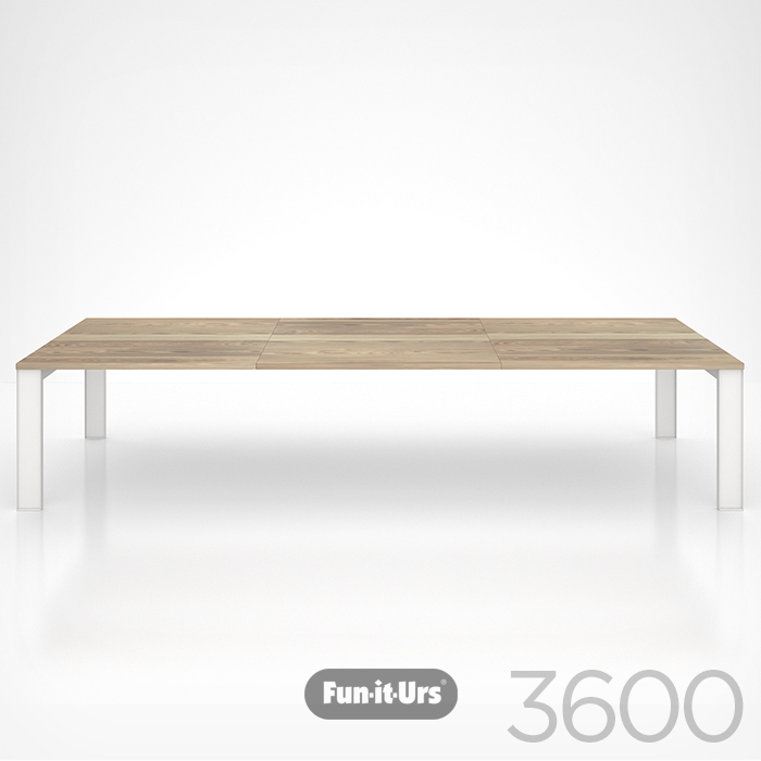 BIC TABLE 3612 PINE_WHITE