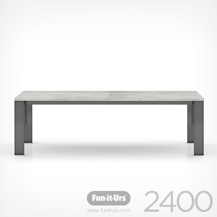 BIC TABLE 2412 CON'C_GREY