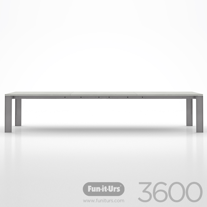 BIC TABLE 3610 CON'C_GREY