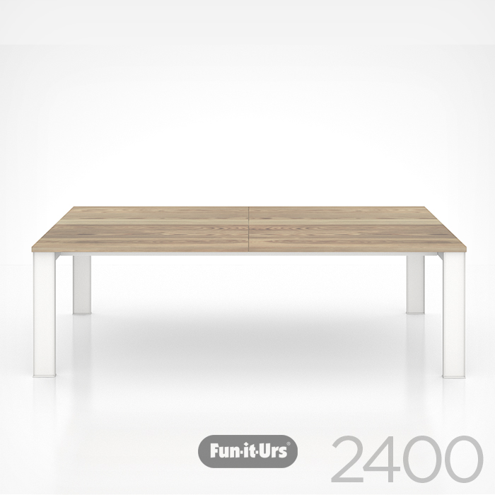 BIC TABLE 2410 PINE_WHITE