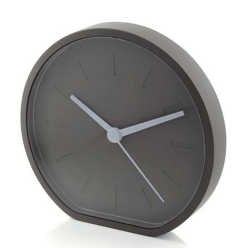 [LEXON] SIDE Analog Wall Clock Grey - LR123G