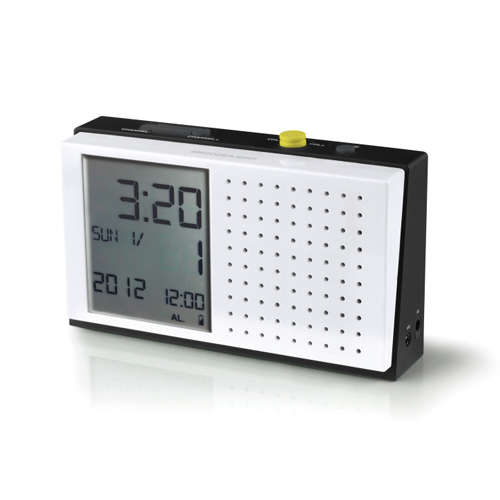 [LEXON] HOBO CLOCK RADIO - LA91