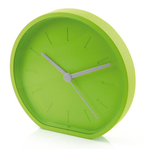 [LEXON] SIDE Analog Wall Clock Green - LR123U3