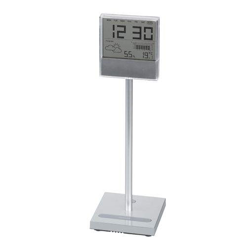 [LEXON] HELLO lcd alarm clock on base(LR110)