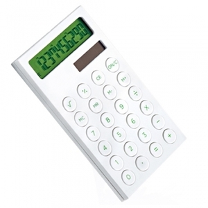 [LEXON] MAIZY pocket calculator - White(화이트) -LC71W