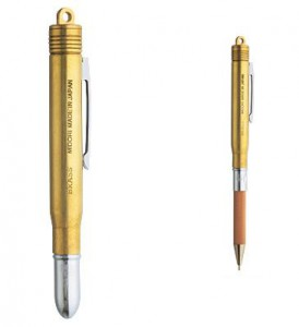 [MIDORI] BRASS PRODUCTS  Ballpoint Pen - Original