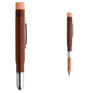 [MIDORI] BRASS PRODUCTS  Pencil - Brown