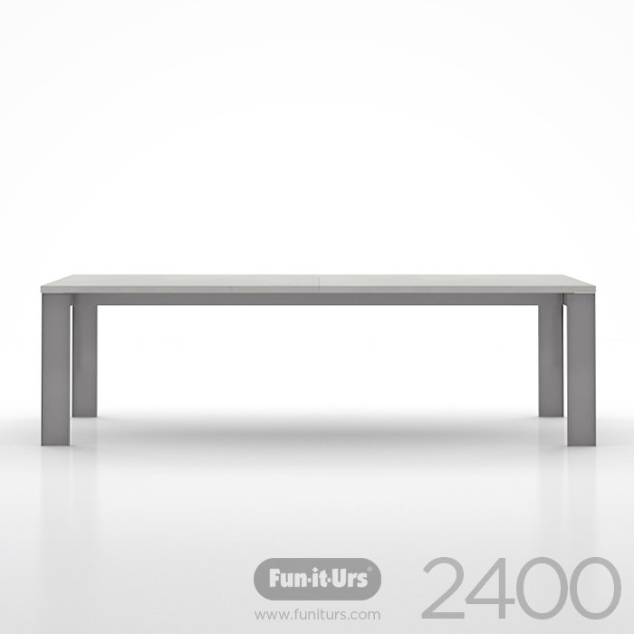 BIC TABLE 2410 CON'C_GREY