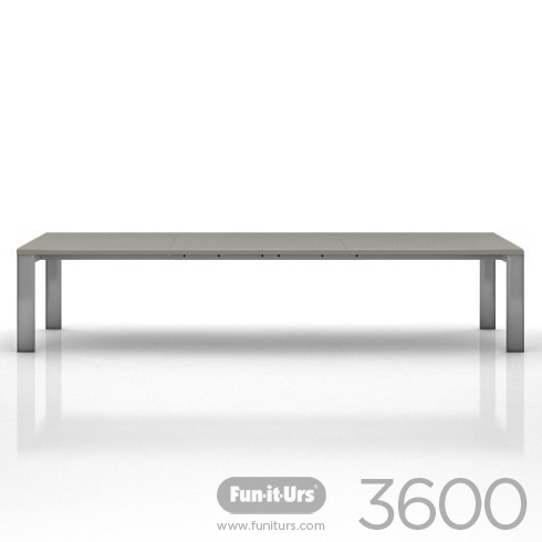 BIC TABLE 3610 GREY